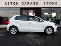 USED 2016 16 VOLKSWAGEN POLO 1.2 SE TSI 5d 89 BHP ** 1 OWNER * DAB ** ** ONE OWNER * DAB * BLUETOOTH **