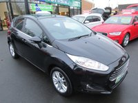 USED 2014 14 FORD FIESTA 1.2 ZETEC 5d 81 BHP 12 MONTHS MOT.. 6 MONTHS WARRANTY... FINANCE AVAILABLE