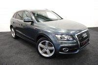 2012 AUDI Q5 3.0 TDI QUATTRO S LINE SPECIAL EDITION 5d AUTO 240 BHP £16991.00