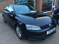 USED 2012 12 VOLKSWAGEN JETTA 1.4 S TSI 4d 121 BHP IN BLACK WITH ONLY 47000 MILES. APPROVED CARS ARE PLEASED TO OFFER THIS VOLKSWAGEN JETTA 1.4 S TSI 4 DOOR 121 BHP IN BLACK WITH ONLY 47000 MILES IN IMMACULATE CONDITION INSIDE AND OUT WITH A FULL VW MAIN DEALER SERVICE HISTORY A RARE 1.4 TSI MODEL.