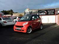 USED 2010 10 SMART FORTWO CABRIO 0.8 PULSE CDI AUTO