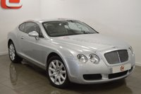 USED 2005 05 BENTLEY CONTINENTAL 6.0 GT 2d AUTO 550 BHP FULL SERVICE HISTORY