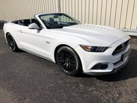2016 FORD MUSTANG 5.0 V8 GT MANUAL CONVERTIBLE AVAILABLE FOR SELF DRIVE HIRE, IDEAL FOR GROOM / WEDDDING / SPECIAL DAYS! £250.00