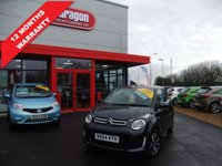 2014 CITROEN C1 1.2 PURETECH FLAIR 5d 82 BHP £6495.00