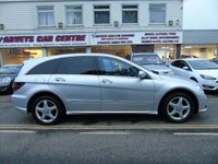 2008 MERCEDES-BENZ R CLASS 3.0 R320 CDI SPORT 5d AUTO 222 BHP £9995.00