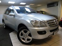 USED 2007 57 MERCEDES-BENZ M CLASS 3.0 ML280 CDI EDITION S 5d AUTO 188 BHP