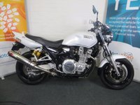 2008 YAMAHA XJR  1250cc XJR 1300  £3990.00
