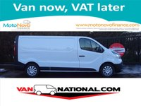 2015 RENAULT TRAFIC 1.6 LL29 BUSINESS ENERGY DCI S/R 120 BHP ( LWB ONE OWNER) £9990.00