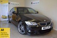 2012 BMW 3 SERIES 2.0 318I SPORT PLUS EDITION 2d 141 BHP £11775.00