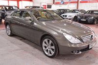 USED 2007 57 MERCEDES-BENZ CLS CLASS 5.5 CLS500 4d AUTO 383 BHP