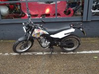 2012 DERBI SENDA SM CROSS CITY MOTARD £1199.00
