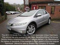 2010 HONDA CIVIC 1.8 I-VTEC ES 5d AUTO 138 BHP £SOLD