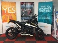 2011 KTM DUKE 654cc 690 DUKE 11  £3990.00