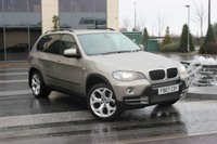 USED 2007 07 BMW X5 3.0 D SE 7STR 5d AUTO MEGA SPEC - 7 SEAT - FSH - NAV