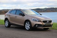 USED 2015 64 VOLVO V40 1.6 D2 CROSS COUNTRY LUX NAV 5d 113 BHP