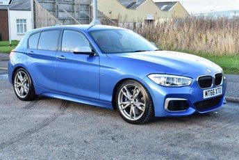2016 BMW 1 SERIES 3.0 M140I 5d AUTO 335 BHP £22990.00