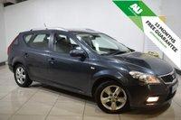 2011 KIA CEED 1.6 CRDI 2 SW 5d 114 BHP £2995.00