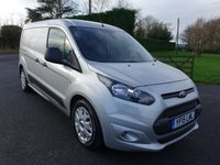 2015 FORD TRANSIT CONNECT Trend L2 Lwb 5 Seater Crewvan 1.6Tdci 115Ps £10995.00