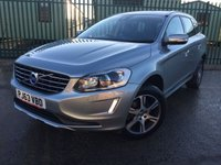 USED 2013 63 VOLVO XC60 2.4 D5 SE LUX NAV AWD 5d 212 BHP SAT NAV LEATHER ONE OWNER FSH NOW SOLD.
