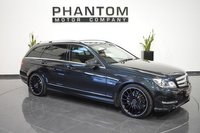 2011 MERCEDES-BENZ C CLASS 3.0 C350 CDI BLUEEFFICIENCY SPORT 5d AUTO 265 BHP £13990.00