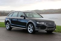 USED 2013 63 AUDI A4 ALLROAD 2.0 ALLROAD TDI QUATTRO ESTATE AUTO 177PS AUDI ALLROAD QUATTRO 2.0 7 SPEED AUTOMATIC