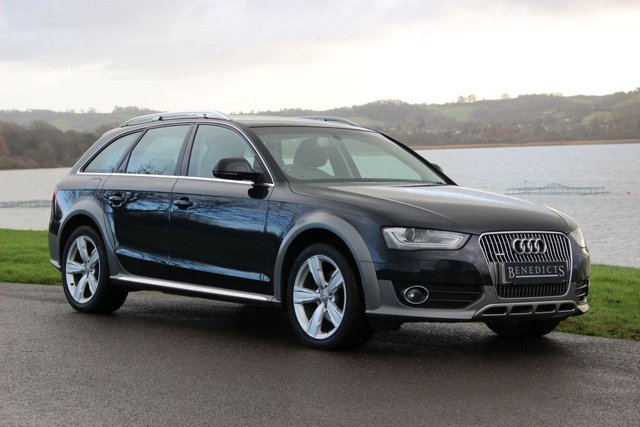 2013 63 AUDI A4 ALLROAD 2.0 ALLROAD TDI QUATTRO ESTATE AUTO 177PS