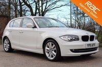 2011 BMW 1 SERIES 2.0 116I SPORT 5d 121 BHP £6450.00