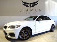 USED 2016 16 BMW 2 SERIES 3.0 M235I 2d AUTO 322 BHP