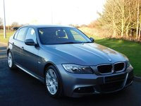 2010 BMW 3 SERIES 2.0 320D M SPORT 4d 181 BHP £7990.00