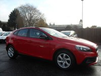2013 VOLVO V40 1.6 D2 CROSS COUNTRY SE SAT NAV 5d LAST SERVICED AT 87,620 £7000.00