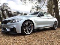 2015 BMW 4 SERIES 3.0 M4 2d AUTO 426 BHP £35490.00