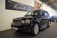 USED 2009 59 LAND ROVER RANGE ROVER SPORT 3.0 TDV6 HSE 5d AUTO 245 BHP STUNNING CAR THROUGHOUT - ONE FORMER KEEPER - HUGE SPEC - 6 SERVICES TO 70K