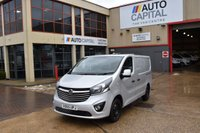 USED 2015 65 VAUXHALL VIVARO 1.6 2900 L1H1 CDTI P/V SPORTIVE 5d 115 BHP FWD SWB AIR CON DIESEL MANUAL VAN ONE OWNER S/H SPARE KEY