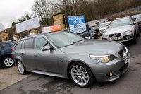 USED 2007 07 BMW 5 SERIES 2.5 530D M SPORT TOURING 5d AUTO 232 BHP