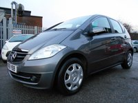 USED 2011 61 MERCEDES-BENZ A CLASS 1.5 A160 BLUEEFFICIENCY CLASSIC SE 5d 95 BHP 1 FORMER KEEPER 24,000 MILES