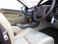 USED 2005 55 JAGUAR S-TYPE 3.0 V6 SE 4dr FULL SERVICE HISTORY+LEATHER