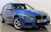 USED 2013 63 BMW 3 SERIES 2.0 320D XDRIVE M SPORT TOURING 5d AUTO 181 BHP