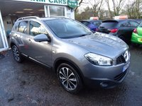 USED 2013 62 NISSAN QASHQAI 1.6 N-TEC PLUS 5d AUTOMATIC 117 BHP Low Mileage, Full Nissan Service History, MOT until November 2018, One Previous Owner, Automatic