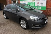 USED 2013 63 VAUXHALL ASTRA 2.0 ELITE CDTI S/S 5d 163 BHP +All Cars ALWAYS Priced LOW.