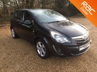 USED 2015 15 VAUXHALL CORSA 1.4 SXI AC 5d 98 BHP Alloy Wheels, Tinted Windows