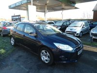 USED 2013 63 FORD FOCUS 1.6 EDGE TDCI 95 5d 94 BHP