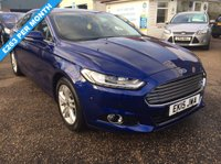 USED 2015 15 FORD MONDEO 2.0 TITANIUM TDCI 5d 148 BHP ** NOW SOLD ** NOW SOLD **