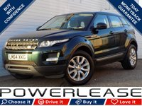 USED 2014 64 LAND ROVER RANGE ROVER EVOQUE 2.2 ED4 PURE 5d 150 BHP HEATED SEATS CRUISE BLUETOOTH