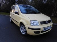 USED 2008 58 FIAT PANDA 1.2 ELEGANZA 5d 59 BHP AUTOMATIC *VERY LOW MILEAGE*