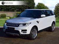 USED 2014 64 LAND ROVER RANGE ROVER SPORT 3.0 SPORT HSE DYNAMIC SPEC