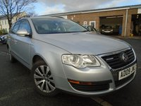 USED 2009 09 VOLKSWAGEN PASSAT 2.0 BLUEMOTION TDI 5d 109 BHP MOT JAN 2019+GOOD HISTORY