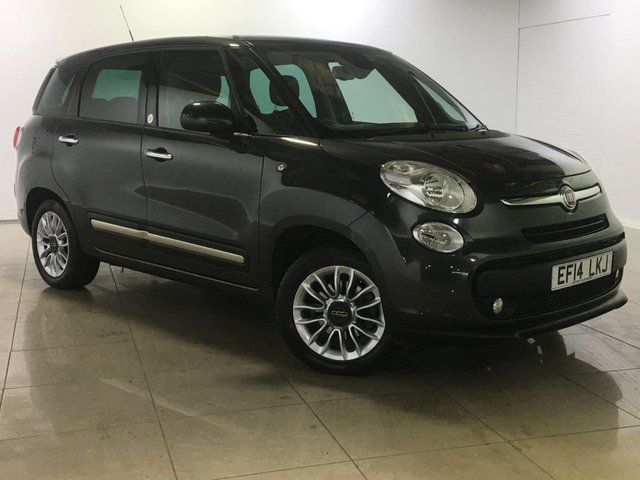 View our 2014 14 FIAT 500L MPW 1.2 MULTIJET LOUNGE DUALOGIC 5d AUTO 85 BHP