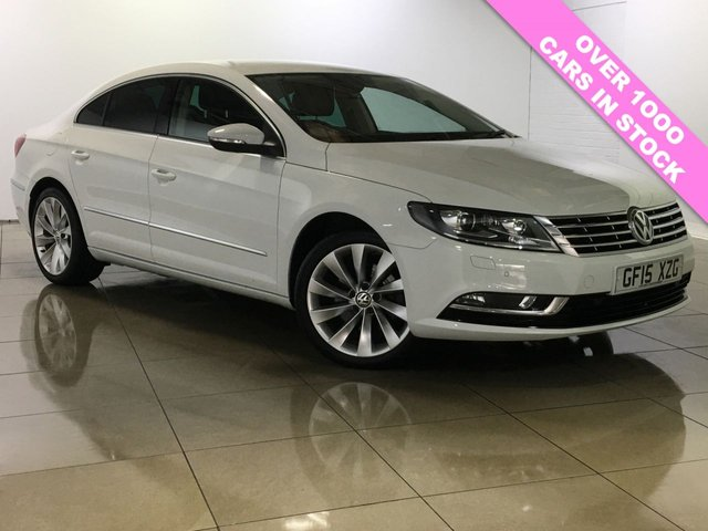 View our 2015 15 VOLKSWAGEN CC 2.0 GT TDI BLUEMOTION TECHNOLOGY DSG 4d AUTO 138 BHP