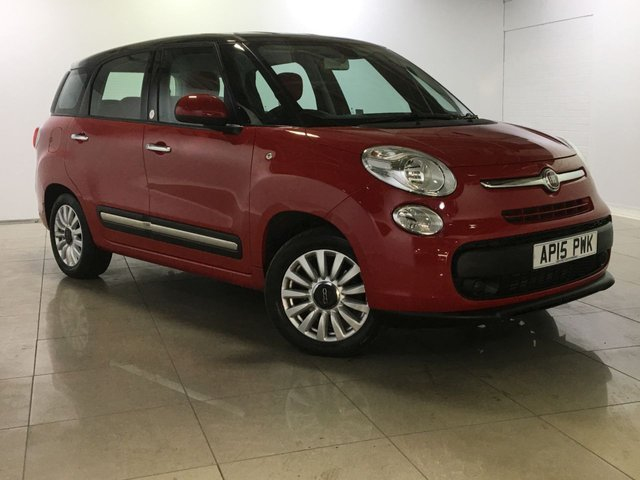 View our 2015 15 FIAT 500L MPW 1.2 MULTIJET POP STAR 5d 85 BHP