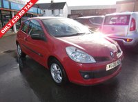 2006 RENAULT CLIO 1.5 EXPRESSION DCI 3d 86 BHP £1995.00